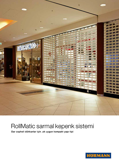 rollmatic sarmal kepenk